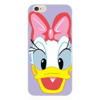 Cover iPhone 5S Transparent the duck