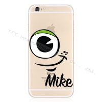 Cover iPhone 5S transparent  Mickey Eye