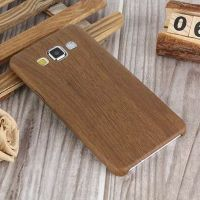 Cover samsung Plastic Rubber Wooden