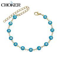 Eye Bracelets With Stones Beads