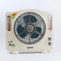 GEEPAS AC&DC REHARGEABLE MULTIFUNCTIONAL FAN927