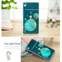 Cover Huawei Ascend P7 plastic The Little Prince