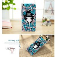 Cover Huawei Ascend P7 plastic dommy doll