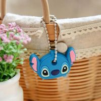 Cute Anime Cartoon Key Cover - stitch