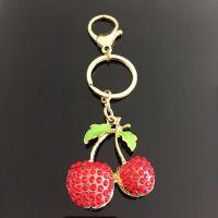 Keychain - cherry