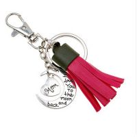 Keychain - Mother Day - I love to the moon