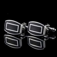 Cufflinks for men - square - beautiful design