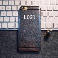 Cover iPhone  Plastic Rubber black