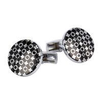 Men's clothing buttons - rotated Albraism