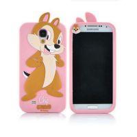 Cover Galaxy S4 plastic rubber rabbit