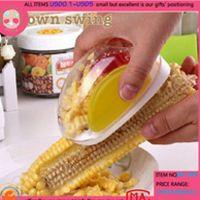 Tool separating corn