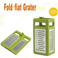 Multifunctional grater 4-in-1 Folding