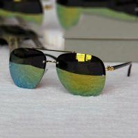 Goggle Sunglasses For women (Gold)