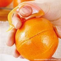 Peeler orange and citrus