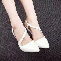 Women's shoe heel