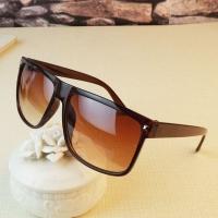 Square sunglasses For Men (Brown)