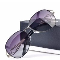 FO Sunglasses For Women (Black)