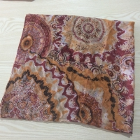 Shawl Women's has a a beautiful engraving Featured nested