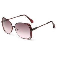 Brand Designer Sunglasses For Women (Red)