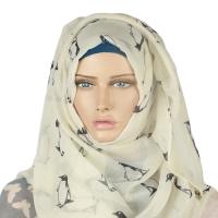 Shawl lady with a beautiful design