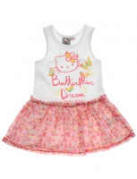 Girlie dresses from the age of two to seven years