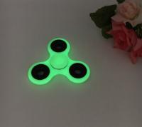 Game Spinner light in the dark