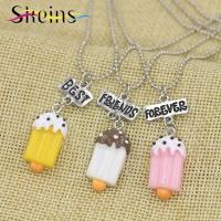Best Friend Necklace - 3 Pieces