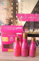 Protein Biotipo Keratinliss for Home use of dyed dyed hair