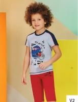 Pajama children aged 1 to 4 years
