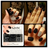A set of original nail elegant Nyx