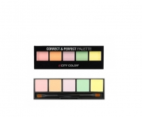 correct and conceal palette
