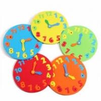 Educational hour sponge