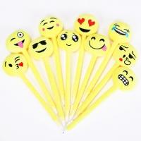 Pencil Soft Spnel Smile 12 pen