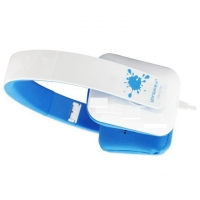Earphones Gorsun GS-C772 White   Blue