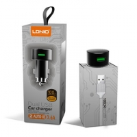Car Charger Original with Fast charging 3.4 Amp with 1m android