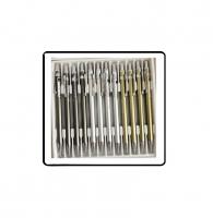 24-Piece Slot pens