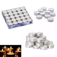White Circles wax 50 lumens