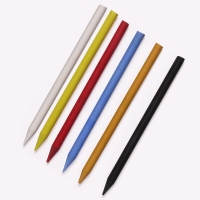 Colored coal colors Excellent type colored charcoal pens 6 colors