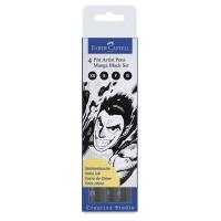Brand drawing pens  Viber Castle