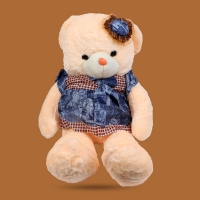 Cotton teddy bear