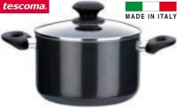 DEEP POT WITH COVER 20 CM - 4 L