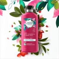 Herbal Essences Bio:Renew Clean White Strawberry & Sweet Mint Conditioner 400 ml