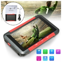 LCD Screen MP3 MP4 MP5 8GB Player Video Recorder FM Radio