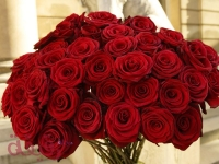Rose Artificial Flower Number 100