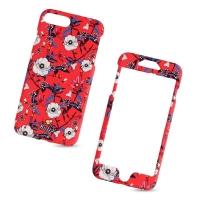KUtis 2 in 1 Cover plastic Iphone 7plus  2pieces 360