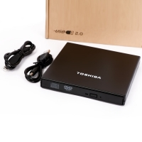 External DVD Player toshiba
