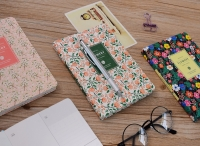 Notebook leather t-diary and diary