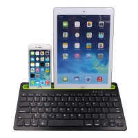 Wireless Bluetooth Keyboard 82 Keys Ultra Thin   for phone and taplet