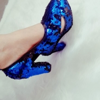 Beautiful heel shoes