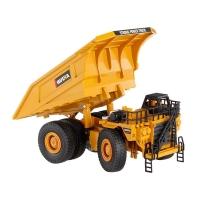 huina toy dump truck 19 cm